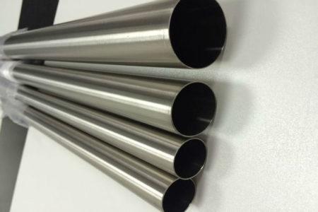 ASTM B338 Gr5 Titanium Pipes