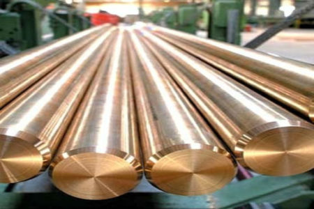 Higher Conductivity Copper Rod