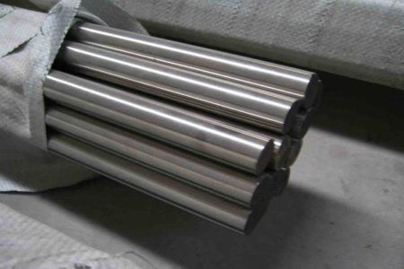 Stainless Steel 440C Bright Bars