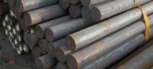 EN45 Spring Steel Round Bars