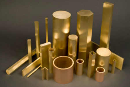 Brass & Copper Rods