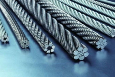 IS 4521 Steel Wire Ropes
