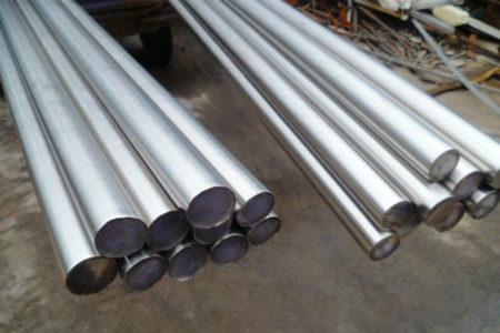 Stainless Steel 430F Round Bar