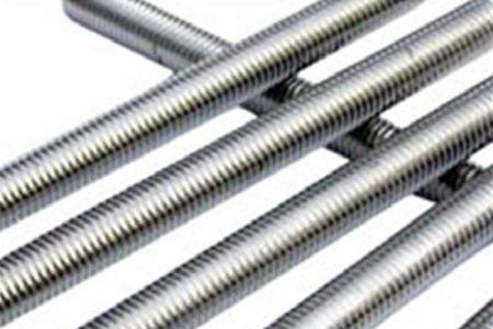 Stainless Steel Threaded Bars