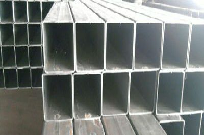 MS ERW Rectangular Pipe1